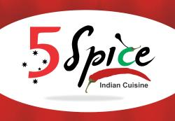 5 Spice Indian Cuisine