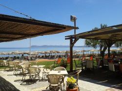 Poseidon Restaurant Beach Bar
