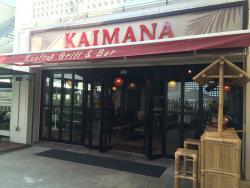 Rooftop Grill&Bar KAIMANA