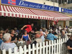 Den Norske Bok Cafe'n