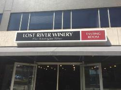 Lost River Winery Tasting Room