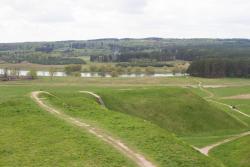Kernave Mounds