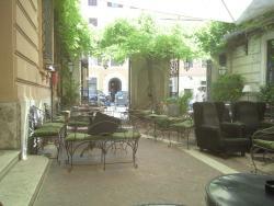 Hotel Locarno Rome Restaurant