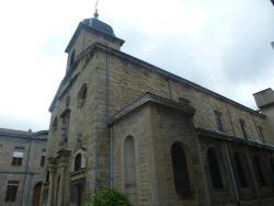 La Chappelle de la Charite Saint Etienne