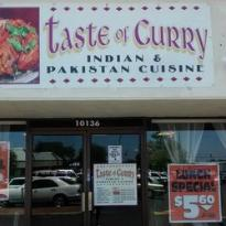 Taste of Curry