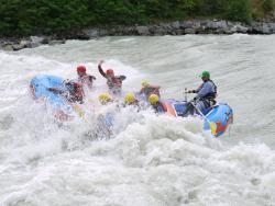 Swissraft-Activity