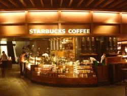 Starbucks Coffee, Umeda Tsutaya Book Store