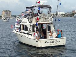 Mann Over Bored Charters and Guide Services