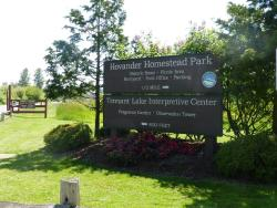 Hovander Homestead Park