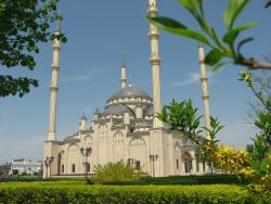 Heart of Chechnya - Akhmad Kadyrov Mosque