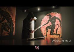 GAME OVER Escape Rooms - Nea Smirni
