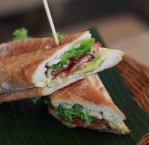 Swich Sandwiches Canggu