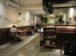 Small, Black Cafe