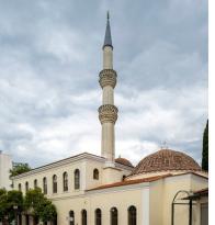 Old Temenos, Eski Mosque