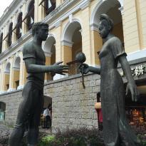 Friendship Statue