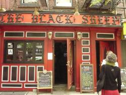 The Black Sheep Bar and Restaurant