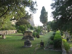 Msida Bastion Historic Garden