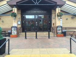 JD Wetherspoon Company Row