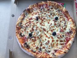 Pizza Chez Wilfrild Merindol