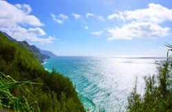 Na Pali Coast Kauai Photo © Kevin W. Smith fineartamerica.com