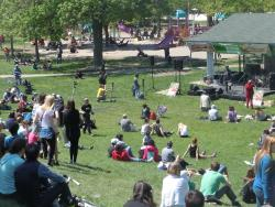 Christie Pits Park