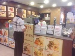 Pita & Olives