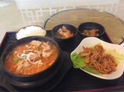 Baek Doo San Korean Restaurant