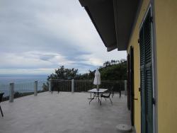 Vue terrasse chambre