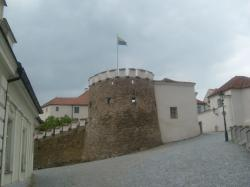 Pisek Town Walls (Mestske Opevneni)