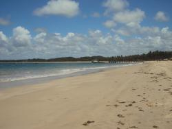 Boca da Barra Beach