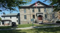 Historic Cornwall Jail