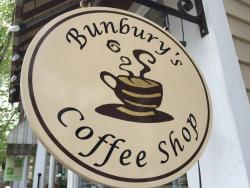 Bunbury's Coffee Shop