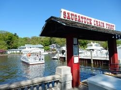 Saugatuck Chain Ferry