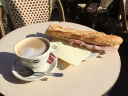 Cafe le Dejazet