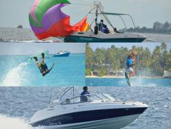 Extreme Maldives Water Sports