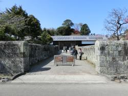 鍋島陣屋跡