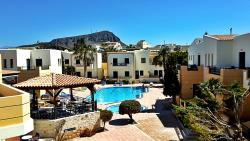 藍色愛琴海飯店