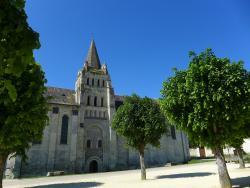 Église Notre-Dame de Cunault