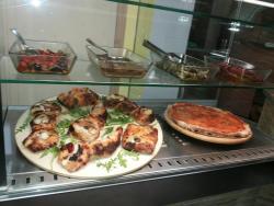 Pizza E Sgomma
