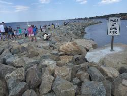 Rockport Breakwater