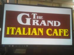The Grand Italian Cafe
