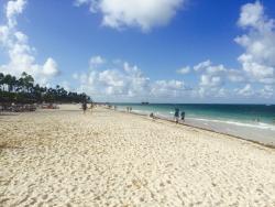 Playa excelente