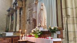 Eglise Saint-Médard de Thouars