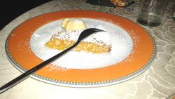La torta carote e mandorle..