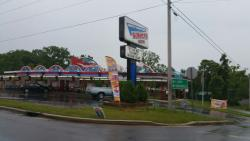 Bumpers Drive In
