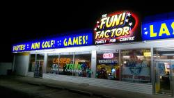 The Fun Factor Family Fun Centre - Pirates Mini Golf & Laser Tag
