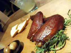 Mediterranea Cuisine & Smoked Foods Quetzal
