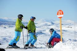 Skeikampen Alpinecentre