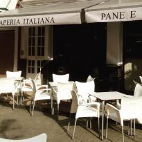 Pane e vino - taperia italiana
