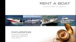 Rent a Boat Zadar